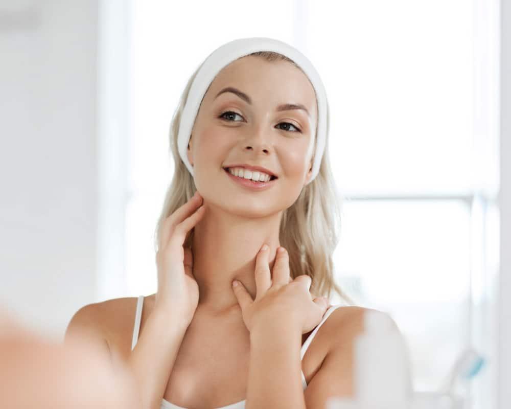 imagen de Rejuvenecimiento de Cuello clinica estetica renacimiento madrid y marbella